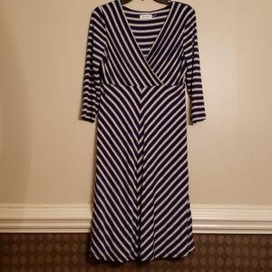 Calvin Klein Soft And Flattering Knit Dress
